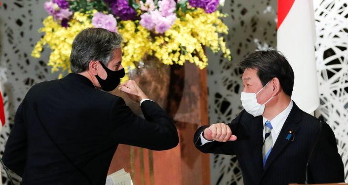 Çin: ABD-Japonya temasları üçüncü tarafları hedef almamalı