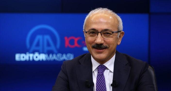 Hazine ve Maliye Bakanı Elvan: Reform paketi takvimini en geç salı günü paylaşacağız